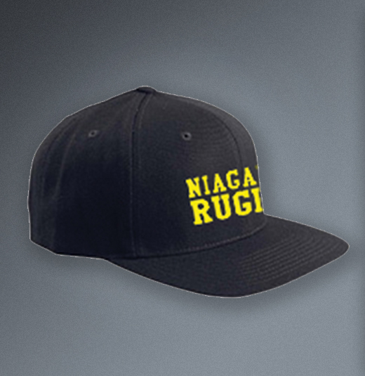 Niagara Rugby Black Snapback